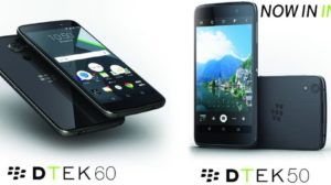 BlackBerry Brings DTEK50 & DTEK60 Android Smartphones for Rs. 21,990 and Rs. 46,990; Will These Smartphones Help Revive its Market Share in India?