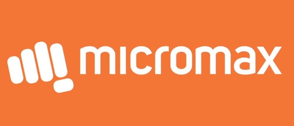 Micromax New Logo