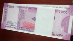 Rs 2000 Currency Note With Nano GPS Chip - Hoax or Not?