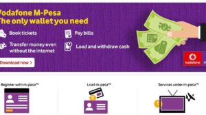 Vodafone M-Pesa Digital Wallet Users Can Now Withdraw Cash from Outlets; Big Bazaar Offers Cash Withdrawal at its Stores