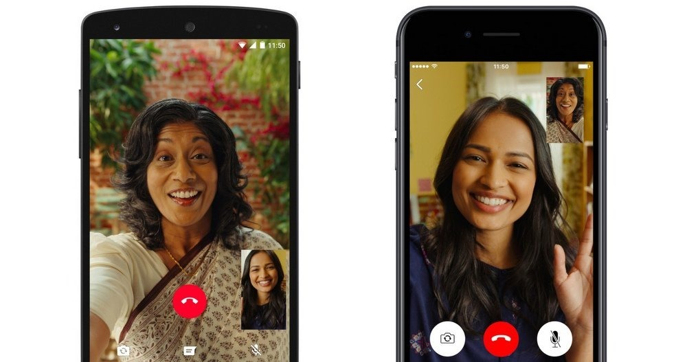 WhatsApp finally launches video calling