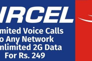 Now, Aircel Launches Unlimited Calling to Any Network with Unlimited 2G Data @ Rs. 249/-
