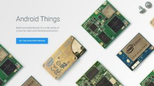 Google Launches 'Android Things' - a New OS for Internet of Things
