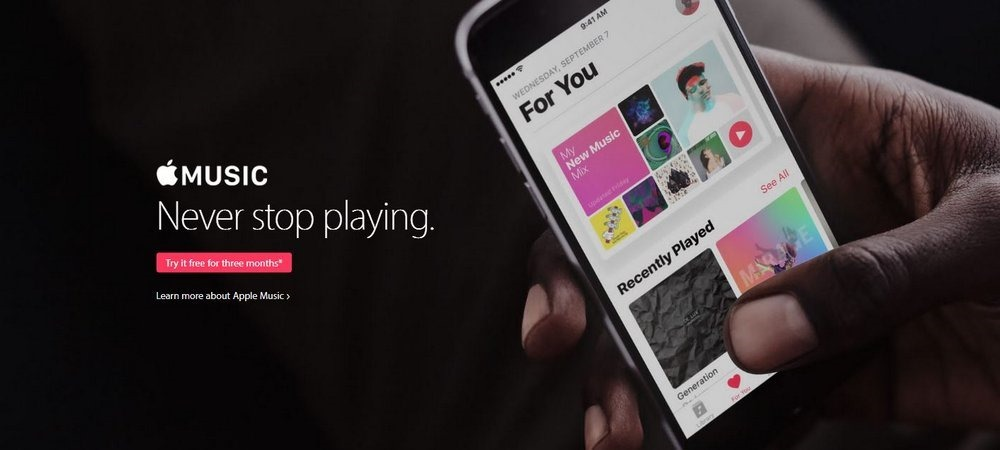 Apple Music Brings a New Student Plan at just Rs. 60 pm!