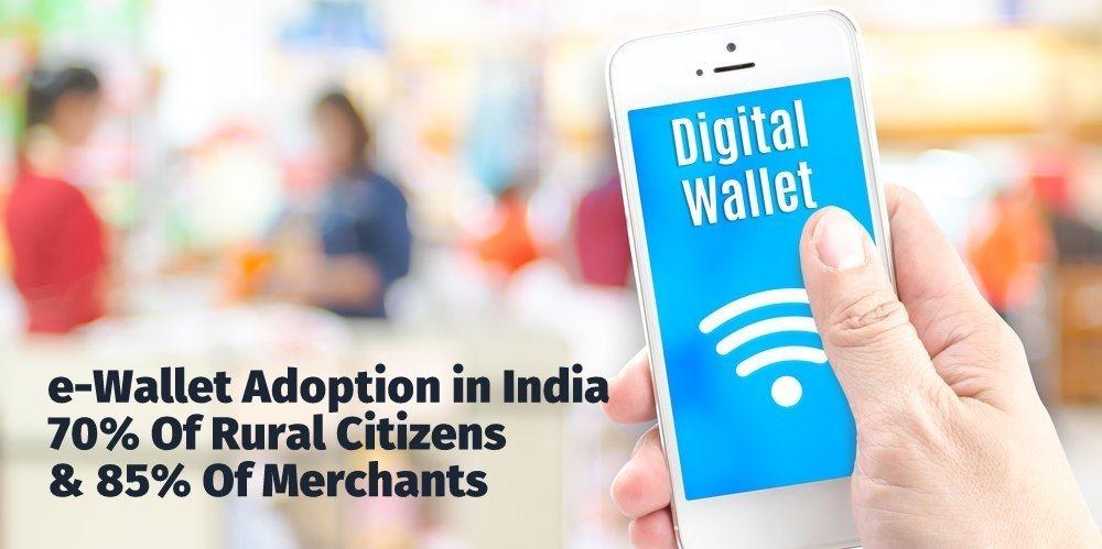 Ewallet Adoption in India