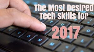 Project Management Declared As Most Desired Tech Skill For 2017; 54% Of Professionals Will Opt For Certification Courses