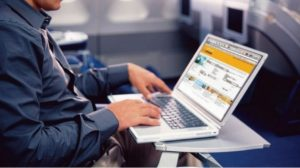 Govt Refuses In-Flight Internet in Indian Skies Citing Security Concerns!