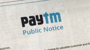 Paytm Wallet & Paytm Payments Bank To Get Merged; Users Provided Option To Opt Out