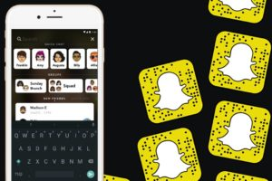 Snapchat Adds a 'Search' Bar on Its App; Brings a Few Design Changes in the Beta Version