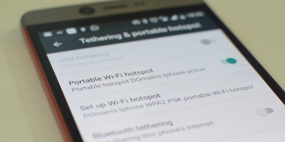 Google Rolls Out Automated 'Instant Tethering' For Android Devices