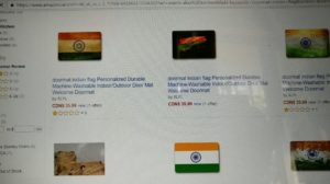 Minister Sushma Swaraj Threatens Amazon With Visa Ban Over Indian Flag Doormat; Product Removed Within 12 Hours!