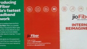 Reliance Jio Rolling Out Jio Fibre in Mumbai's Select Areas; Offers up to 100 Mbps Free for 3 Months