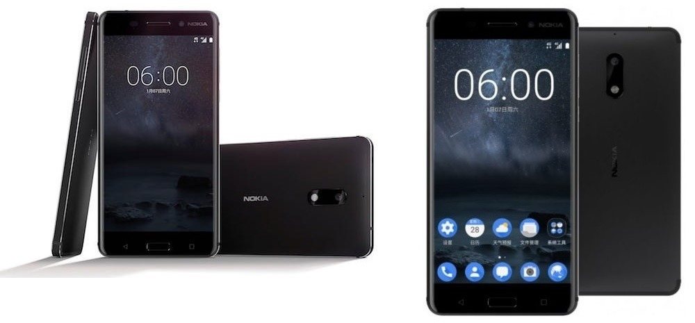 Nokia's Android Phone 'Nokia 6' With 4GB RAM, Nougat Launched [Price, Specs & More...]