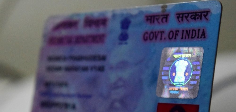 Govt Wants PAN Card Details Of All Bank Account Holders By February 28th As Hunt For Black Money Intensifies