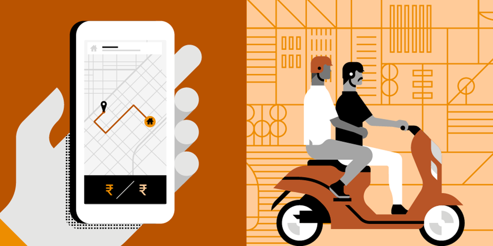 UberMOTO Officially Comes to Hyderabad; Fares Start @ Rs 25 for first 3 kms, Rs 5 Thereafter
