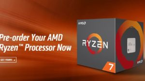 AMD Launches Powerful 'Ryzen' Processors to Take on Intel i series; Prices Start at $329 for Ryzen 7