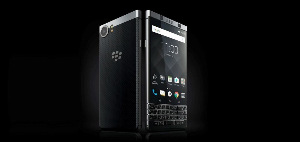 BlackBerry Unveils KEYone Hybrid QWERTY Smartphone at $549!