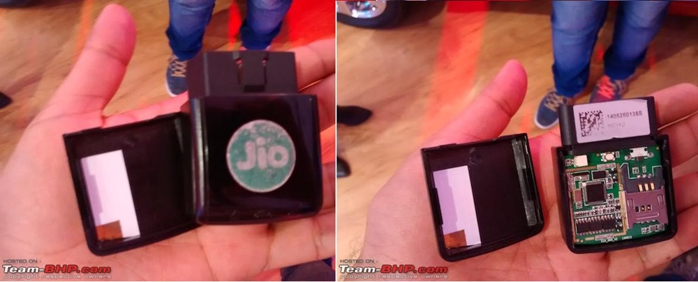 Reliance Jio Partners With AirWire to Launch a Smart Car Device!