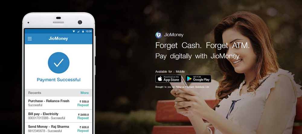 Jio Money App