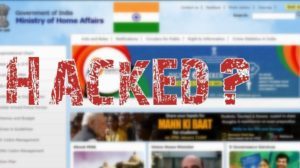 Was Ministry Of Home Affairs Website Hacked? Govt Has No Clue, As The Portal Was Shutdown!