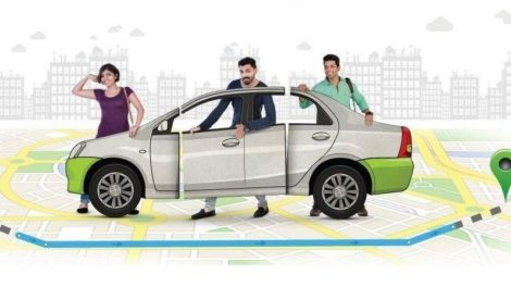 Uber and Ola Ride Numbers Grow by 285% to Cross Whopping 500 Million in 2016!