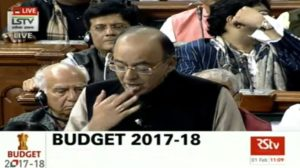 Union Budget 2017 Live: Highlights