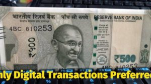 Now, Rs.150 Charge After Every 4 'Cash' Transactions; Govt Orders Activation Of Internet & Mobile Banking By March 31st!