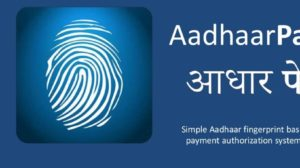 India's 1st Aadhaar Pay Based Biometric Payment System Launched By IDFC Bank