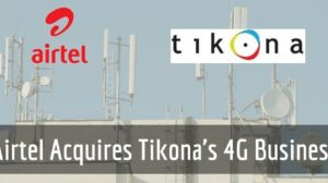 Airtel Acquires Tikona's 4G Business Amidst Data War; Becomes Stronger 4G Provider In UP, Himachal, Rajasthan & Gujarat