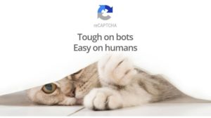 Google Ends Pesky Text-Based CAPCTHA; Brings 'Easier on Humans' AI-Based Invisible reCAPTCHA