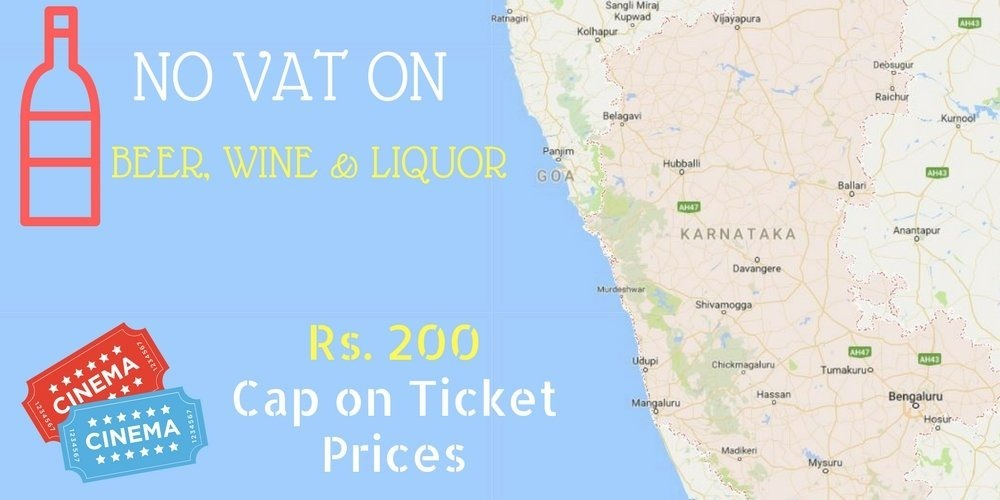 Woah! Karnataka Abolishes VAT On Wine, Beer, Liquor; Caps Movie Tickets At Rs 200
