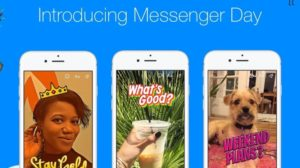 Facebook Introduces Snapchat Story-Clone 'Messenger Day' with over 5,000 Filters, Frames and Effects