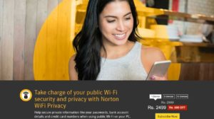Norton Launches WiFi Privacy Solution to Allow Secure Browsing Over Unsecured Networks!