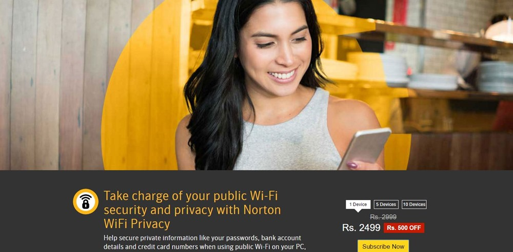Norton Privacy
