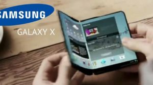 Samsung's Foldable Premium Smartphone 'Galaxy X' Could Launch in September 2017!