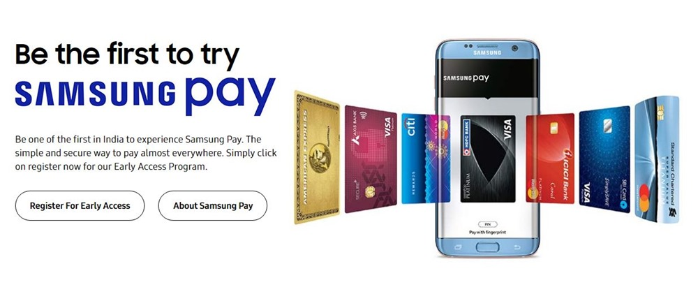 Samsung Pay is Finally Available in India and Here's How To Get It!