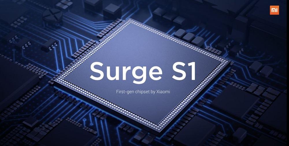 Xiaomi Surge1 SOC