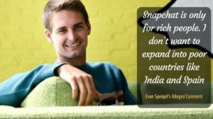 Angry On Snapchat CEO's 'Poor India' Remark, Hackers Leak 1.7 Million Users' Data; #BoycottSnapchat Trends