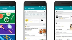Google Enters Food Delivery & Home Services Space in India With Areo App!
