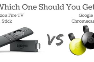 Amazon Fire TV Stick Vs Google Chromecast 2 - Which One Should You Get?