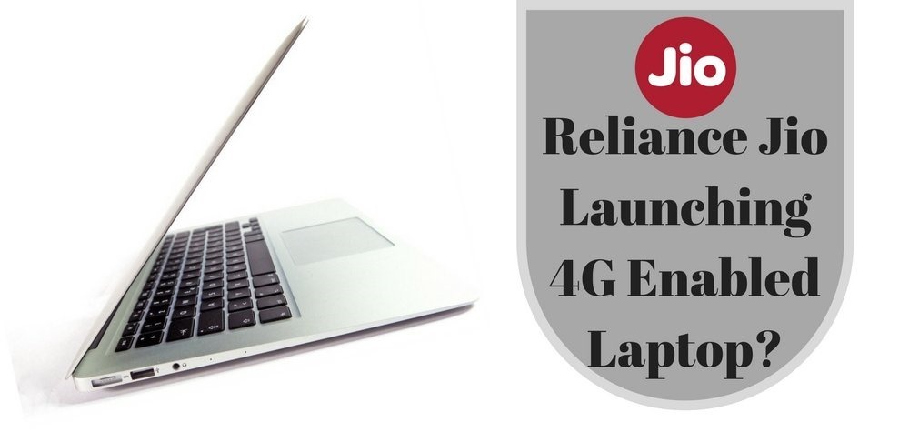 Jio 4G Enbaled Laptop