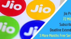 Reliance Jio Mania Sweeps The Nation as 72 Mln Users Convert Into Prime; Jio Summer Surprise Offers 3 More Months Free Service!