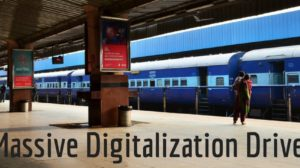 Indian Railways Goes On Massive Digitalization Drive; Will Accrue Rs 60,000 Crore Savings!