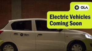 Ola to Pilot Electric Vehicles in Key Indian Cities; Plans to Install Charging Stations as Well!