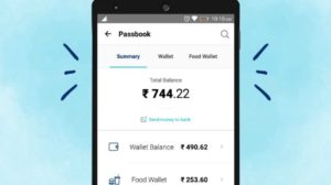 Paytm Introduces Digital Food Wallet; Will Compete With Sodexho Food Vouchers!