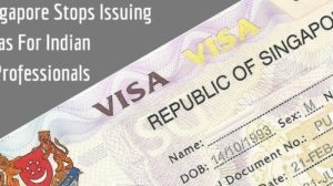 After US, Singapore Too Embraces Protectionism; Stops Issuing Visas For Indian IT Professionals