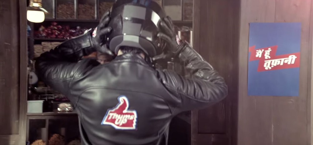 Thums Up Ad