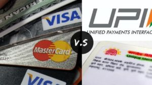 Visa, Mastercard Threatened By Meteoric Rise of Aadhaar Pay & UPI; Rs 6000 Cr Market In Danger?