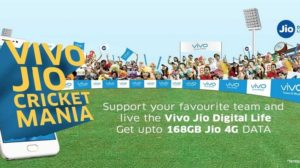 Reliance Jio Offers Up To 168 GB Free Data Under 'Vivo Jio Cricket Mania' Offer. Here Is How To Get It!