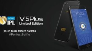 Vivo Introduces IPL Themed Limited Edition V5 Plus Smartphone; Will Die-Hard IPL Fan Go For It?